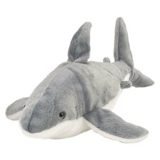 <strong>Wild Republic</strong> Cuddlekins Great White Shark Toy