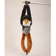 Hanging Douc Langur Stuffed Animal