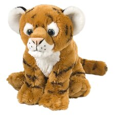 <strong>Wild Republic</strong> Cuddlekin Baby Tige Plush Stuffed Animal