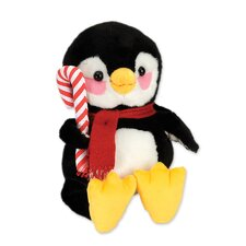 Winter Wonderland Penguin Mom Stuffed Animal
