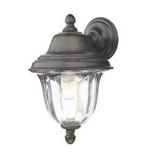 1 Light Semi-Flush Wall Light I