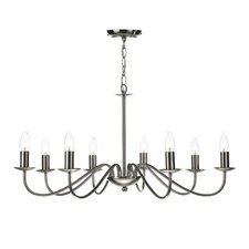 Irwin 8 Light Pendant