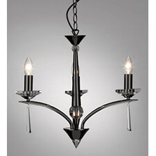 Hyperion 3 Light Chandelier