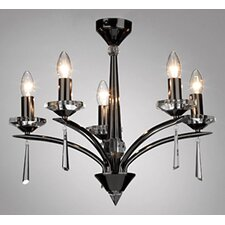 Hyperion 5 Light Chandelier
