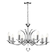Medusa 8 Light Chandelier