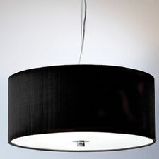 Zaragoza 3 Light Drum Pendant