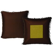 Rainforest Square Pillow