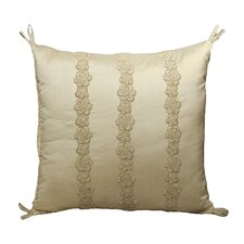 Crystal Polyester Lace Pillow
