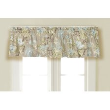 <strong>Rose Tree Linens</strong> Dorsett Cotton Blend Curtain Valance