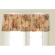 Hamilton Cotton Curtain Valance