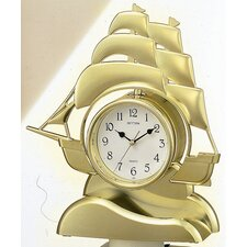 Sailing Ship Clock