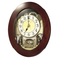 Grand Nostalgia Entertainer Wall Clock