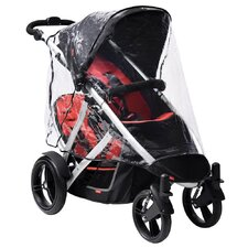 Storm Cover for Verve Buggy in Doubles Mode Tandem Stroller