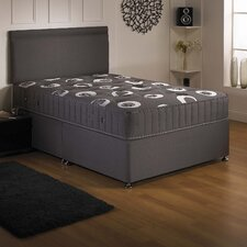 Nova Memory Foam Open Coil Sprung Mattress