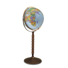 <strong>Replogle Globes</strong> Treasury World Globe