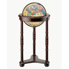 Lancaster Antique World Globe