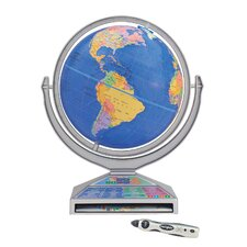 Intelliglobe Deluxe Interactive World Globe