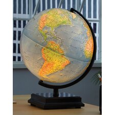 <strong>Replogle Globes</strong> Discovery Expedition Cambria Illuminated World Globe
