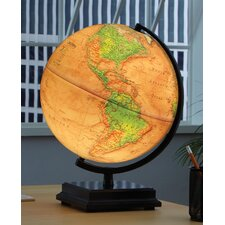 Discovery Expedition Cameron Illuminated World Globe