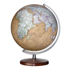 Discovery Expedition Montour World Globe