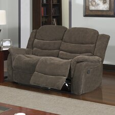 "62"" Reclining Loveseat"