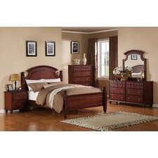 Laura Panel Bedroom Collection