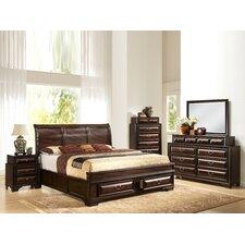 Sarina Sleigh Bedroom Collection