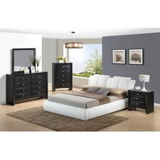 Linda Platform Bedroom Collection
