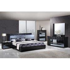 Manhattan Queen Panel Bedroom Collection