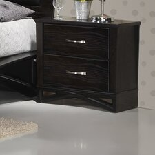 Fairmont 2 Drawer Nightstand