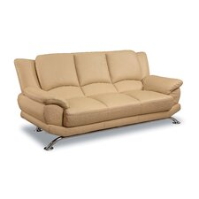 Rogers Leather Sofa