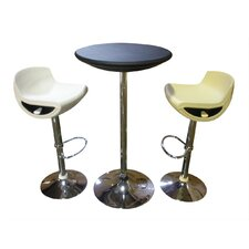 <strong>Global Furniture USA</strong> Neptune Pub Table with Optional Stools