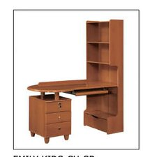 "<strong>Global Furniture USA</strong> Emily 26"" W Computer Desk"