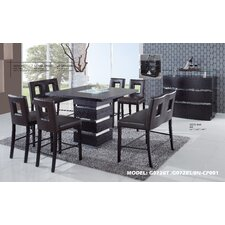 Jordan 7 Piece Counter Height Dining Set