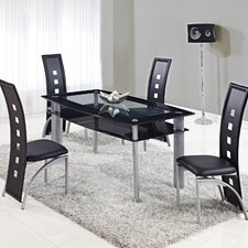 <strong>Global Furniture USA</strong> 5 Piece Dining Set