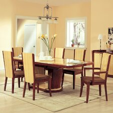<strong>Global Furniture USA</strong> Gabriella 7 Piece Dining Set