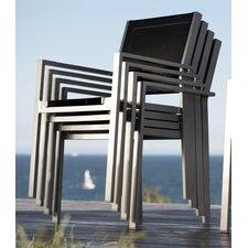 "Armlehnstuhl ""Cubic"" in Tiger Silver"