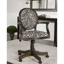 <strong>Uttermost</strong> Yalena Mid-Back Desk Chair