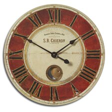 "23"" S.B. Chieron Wall Clock"