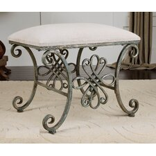 Yvanna Metal Bench