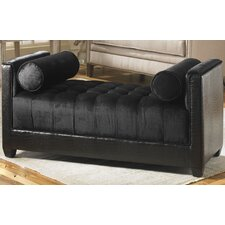 <strong>Uttermost</strong> Miron Upholstered Bedroom Bench