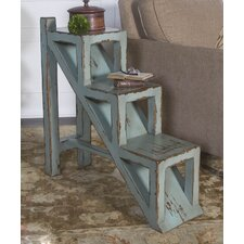 <strong>Uttermost</strong> Asher Blue End Table