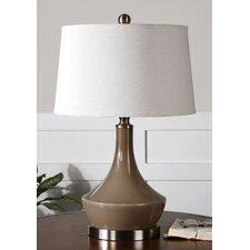 "Kerman 27"" H Table Lamp with Empire Shade"