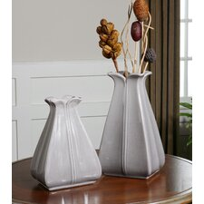 Florina 2 Piece Vase Set