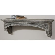 Lusila Fireplace Mantel Shelf