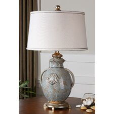 "Cancello 28.5"" H Table Lamp with Empire Shade"