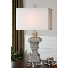 "San Marcello 31.5"" H Table Lamp with Rectangle Shade"