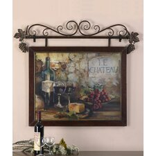 Le Chateau Framed Wall Art
