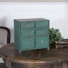 Kadri 6 Drawer Accent Chest