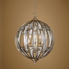 <strong>Uttermost</strong> Vicentina 6 Light Globe Pendant